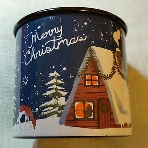 Sonoma large gingerbread house candle